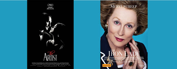 The Artist & The Iron Lady