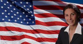 مصي مونرو، بانوي متخصص ايراني، كانديداي نمايندگي مجلس نمايندگان امريكا