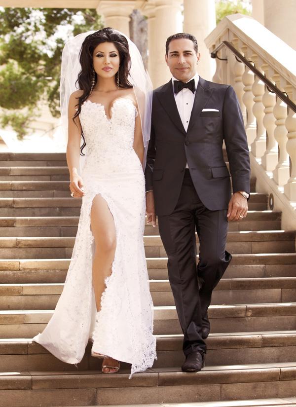 • Model Leyla Milani expecting 1st child