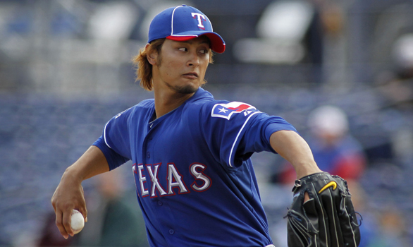 • Iranian-Japanese baseball player Darvish voted All-Star