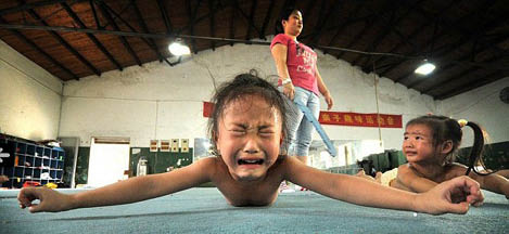 How Chinese children are taken away from their families