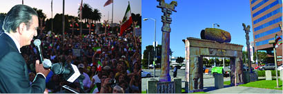 تظاهرات شكوهمند پنجم اگوست خليج فارس راه را به جلب اعتماد مردم بار ديگر باز و هموار كرد