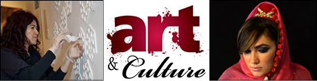1328-ARTS & CULTURE BEAT -By MASA ZOKAEI