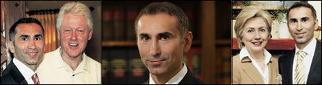 دکتر رادنی مصریانی وکیل شناخته شده جامعه ایرانی