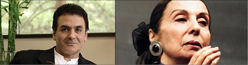 سازمان بنی بریت برگزار می کند: شب ویژه هنرمند محبوب هما پرتوی درگفتگویی با فیروز نادری