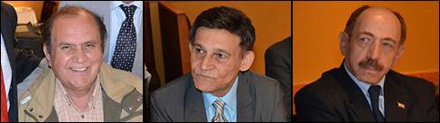 گردهمایی نوروزی رسانه های گروهی با پذیرایی دکتر محمود رزاییان