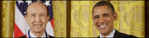 رسانه های بین المللی از دکتر غلامعباس پیمان  برنده بالاترین مدال  افتخار دولت امریکا می گویند