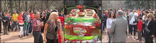 نوروز ایرانی در گرجستان