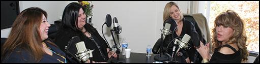 زمان پخش مصاحبه درخواست شده فرح شکوهی با مژگان و کتی ملامد