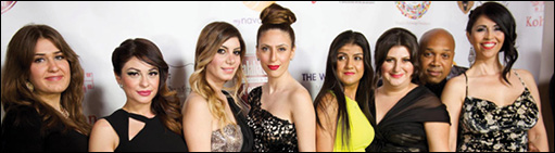 THE WORLD NETWORK'S STAR STUDDED GALA – By Farah Shokouhi