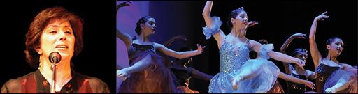 یکشنبه 28 اپریل درگلندل های اسکول، شاهد یک رویداد تکرارنشدنی، یک واریته از رقص های زیبا، از سرزمین های مختلف بودیم