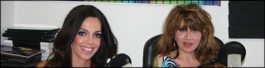 گفتگوی فرح شکوهی با لیسا دفتری چهره معروف شبکه های  تلویزیونی امریکا