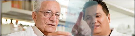 بزرگداشت وحمایت از پژوهشهای پزشکی دکتر ساموئل رهبر