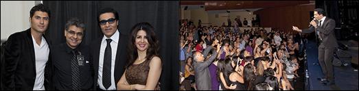 امید 14 سپتامبر در ساکرامنتو یک کنسرت سولداوت بسیار پر شور و  بیسابقه داشت