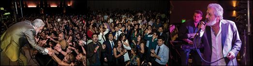 کنسرت پرشور و موفق ابی در 12 اکتبر در سیاتل به روایت تصاویر