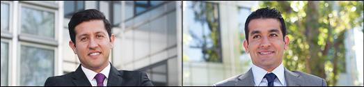 گفتگویی پرنکته و خواندنی با دو وکیل جوان و پرتلاش و موفق ایرانی دکتر رضا ترکزاده و دکتر کوروش ترکزاده