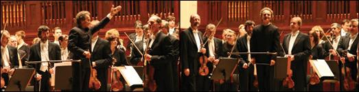 برای نخستین بار ارکستر سمفونی پراگ و اجرای سمفونی «خلیج فارس» به رهبری شهرداد روحانی
