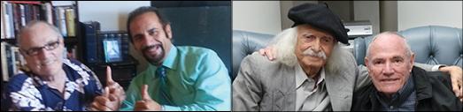 GAP with Mehdi Zokaei Allan Jay Friedman Interview featuring Dr. Farhang Farhai and Behrouz Jalili