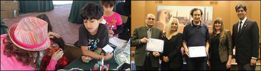 بزرگداشت روز جهانی کودک در لس آنجلس