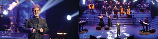 کنسرت بزرگ و با شکوه داریوش در اورنج کانتی رکوردی تازه برجای گذاشت