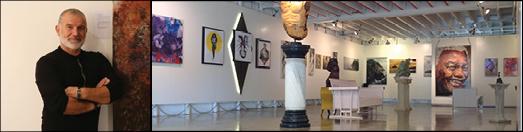 گفتگو با «کورش» هنرمند سرشناس، نقاش، مجسمه ساز و چهره معروف تبلیغات بین المللی در جوانان رادیو