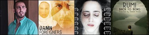 سعید خوزه کارگردان موفق ایرانی در هالیوود بمناسبت نمایش خصوصی فیلم جدید خود در 6 مارچ باشکوهترین ردکارپت ایرانی را برپا می دارد