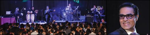 کنسرت امید در اکلاهما، رکورد کنسرت های این منطقه را شکست