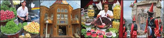 سفری به ایران در حال و هوای نوروز با تصاویر مرتضی فرزانه