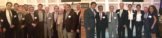 دید و بازدید نوروزی کانون وکلای دادگستری ایرانی در آمریکا