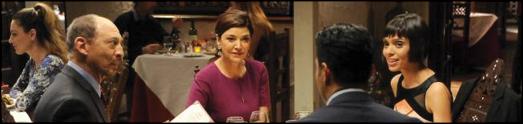 FOX در شبکه BONES دوشنبه 14 اپریل 8 شب شهره آغداشلو  در سریال