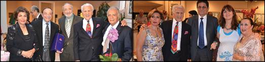 جشن باشکوه نوروزی بنیاد فرهیختگان فارسیهود