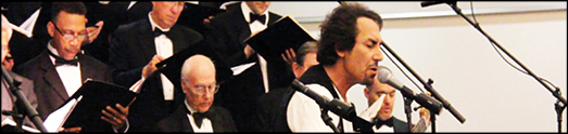 کنسرت موفق و احساسی سعید محمدی در پیرس کالج با استقبال تماشاچیان روبرو شد