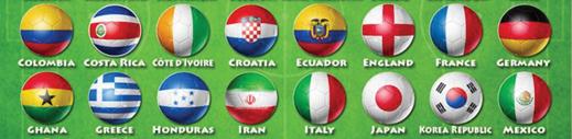 ! جام جهانی به کجا می رود ؟