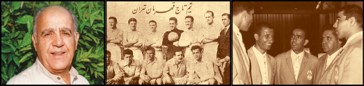 بخش هفتم خاطرات محمد بیاتی گلر طلائی فوتبال ایران