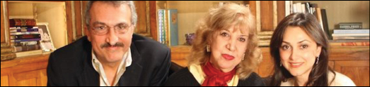 اهدای جایزه ادبی بیتا به  زنده یاد سیمین بهبهانی