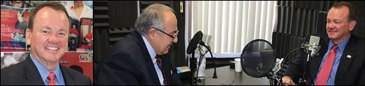 گفتگو با جیم مک دانل رئیس پلیس  شهر لانگ بیچ و نامزد اول انتخاباتی  برای ریاست شهربانی لس آنجلس
