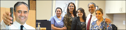 اقدام انساندوستانه اوا دنتال به مدیریت دکتر ابراهیم قربانیان، درجنوب کالیفرنیا، انعکاس گسترده وپرشوری داشت