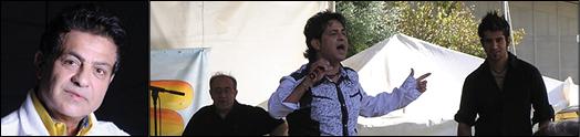 آلبوم رنگ چشات با صدای پرویز را کمپانی ترانه در سراسر جهان پخش کرده است
