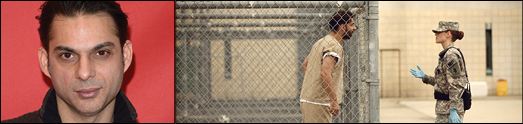 JAVANAN EXCLUSIVE: INTERVIEW WITH CAMP X-RAY ACTOR PAYMAN MAADI