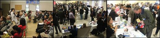برگزاری موفق نمایشگاه کاریابی رادیو ایران و گروه حمایت خانواده