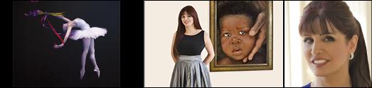 نقش آفرینی های ماندانا شکوریان در گالری سیحون 17 تا 22 ژانویه