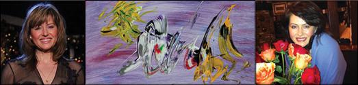 ELENA BERMAN: ART WORLD'S RISING STAR