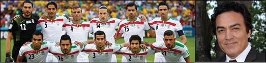 دنیای طلایی فوتبال – امیر برادران