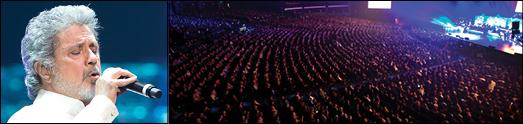کنسرت بزرگ داریوش در نوکیا تیاتر یک کنسرت نبود، یک حرکت فرهنگی و اجتماعی و انسانی بود