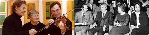 گفتگو با لوست مارتیروسیان نوازنده ی برجسته بلژیکی الاصل ارکسترهای ایران