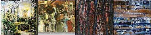 نمایشگاه بزرگ 100 سال هنر نقاشی  هنرمندان زن ارمنی ایرانی