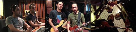 تور و آلبوم جدید گروه تارانتیست