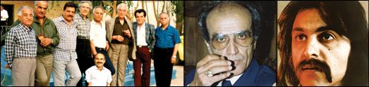 یادها و خاطره هاسوغات پرویز یاحقی برای حمیرا