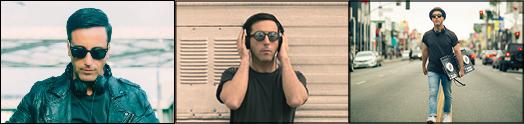 DJ Dustin افشین محجوب، دی جی داستین