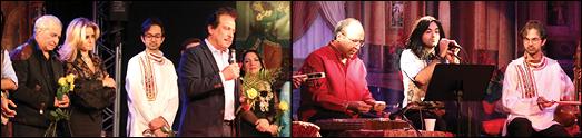 شب یلدا در خانه فرهنگ و هنر – مرتضی فرزانه